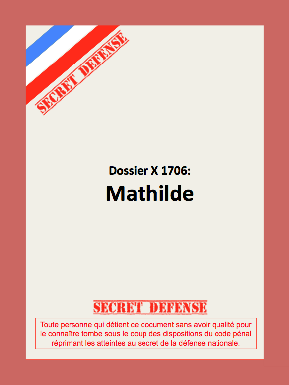 Dernier Mathilde