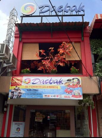 Daebak Fan Cafe Kemang