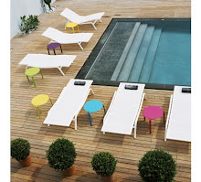 Alize Sunlounger by Fermob