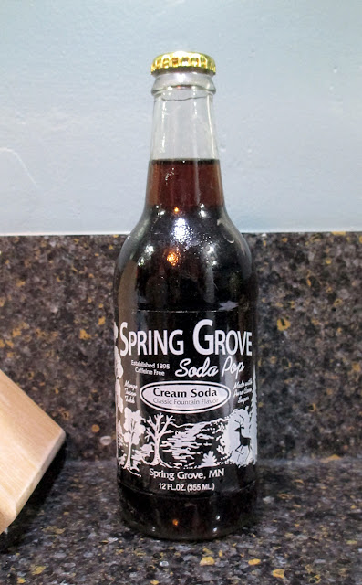 Spring Grove Cream Soda