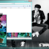 BIG BANG HARUHARU WINDOWS 7 THEME