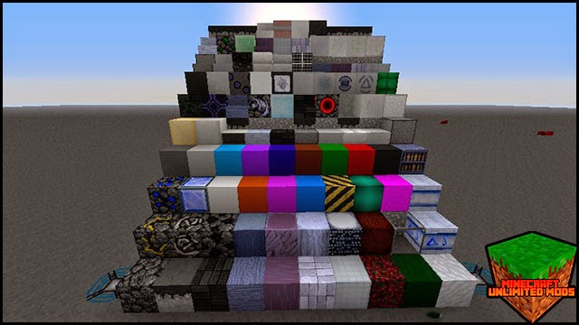A New World resource pack all