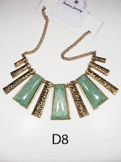 kalung aksesoris wanita d8