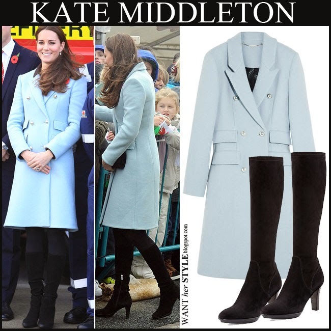 Catherine duchess of cambridge look of the day 2