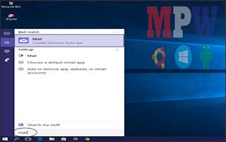 mail desktop