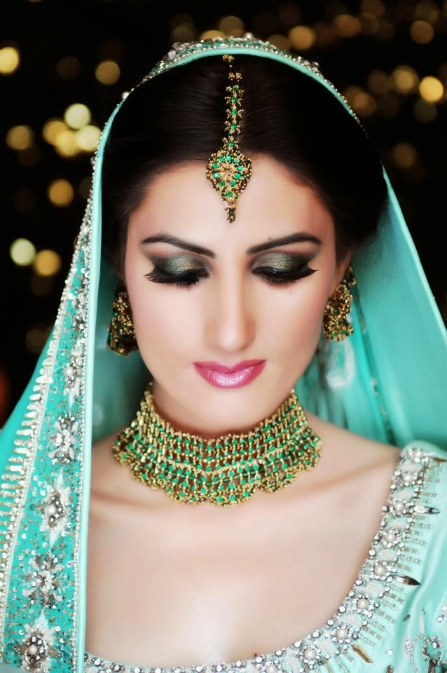 New Asian Bridal Makeup 2015 Fashionip