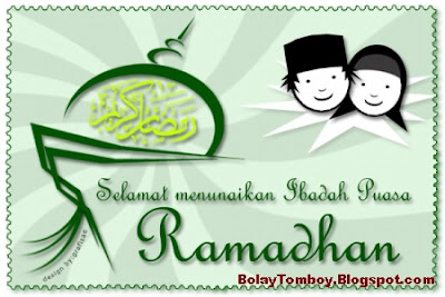 SMS Puasa Ramadhan 2011