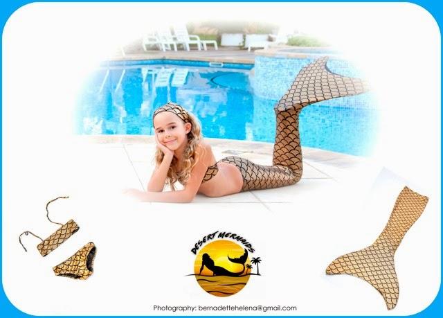 Desert Mermaids giveaway