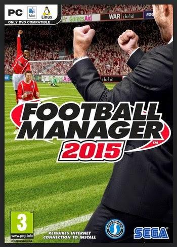 Football Manager 2015 Rilis 7 November