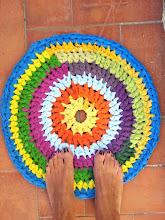 Mandala XL a crochet