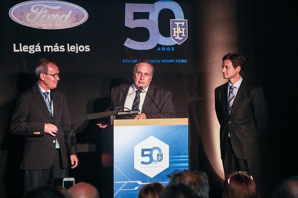 La Escuela Técnica Henry Ford cumplió 50 años