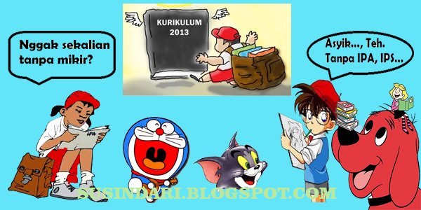 Download Buku Pelajaran SD Kelas IV Kurikulum 2013