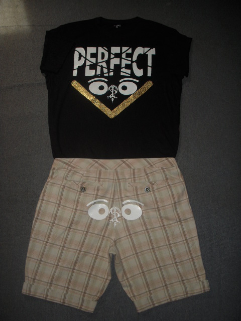 (LATEST STREET SWAGG) BY PERFECT CLOTHING
