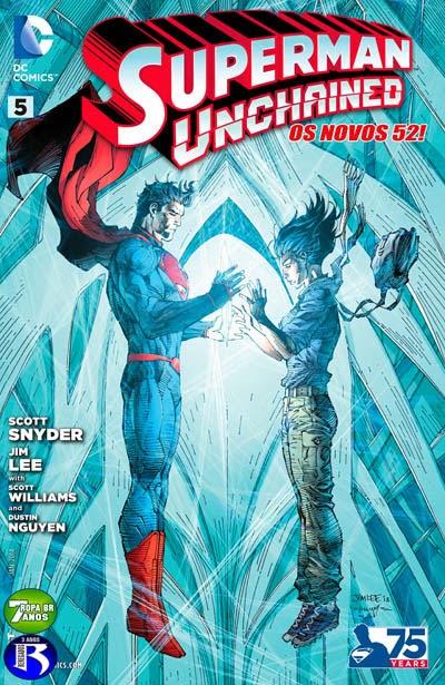SUPERMAN LIVRE 05 (2013)