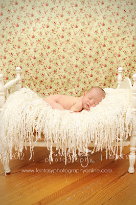 Newborn Photography in Winston Salem by Fantasy Photography, LLC