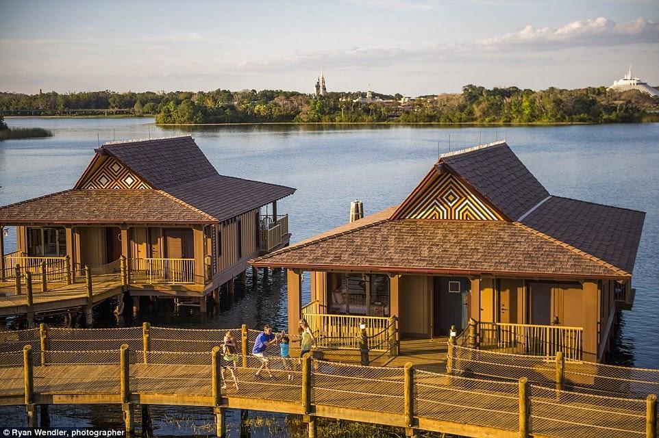 La Villa De Luxe Moderne Se Devoile : Orlando resort d� voile de nouvelles villas pour seulement