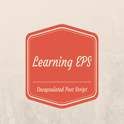 Learning EPS (Encapsulated Post Script) for creating Puzzle Images