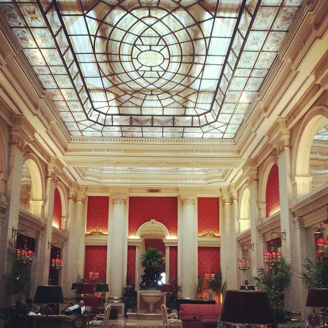 Avenida Palace Hotel Lisbon Portugal