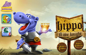 Hippo the Brave Knight