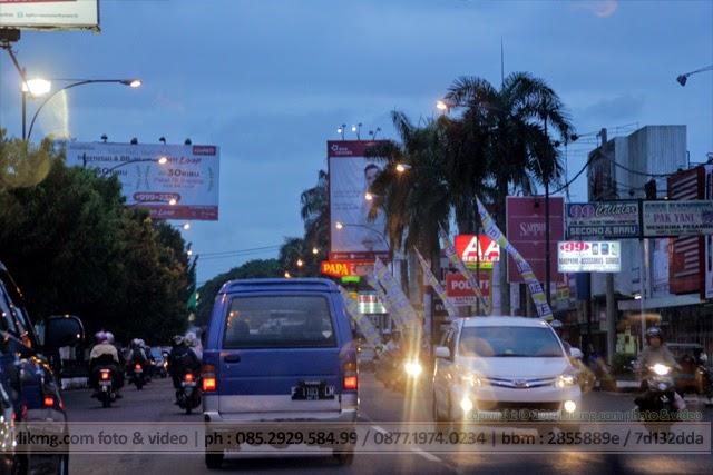 Keramaian di Purwokerto, Jelang Lebaran 1 Syawal 1435 Hijriah - 27 Juli 2014