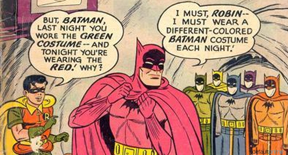 Batman, symbole de la peur ? Rainbow-Batman