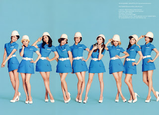 SNSD Girls Generation Girls & Peace Japan 2nd Tour Wallpaper HD 2
