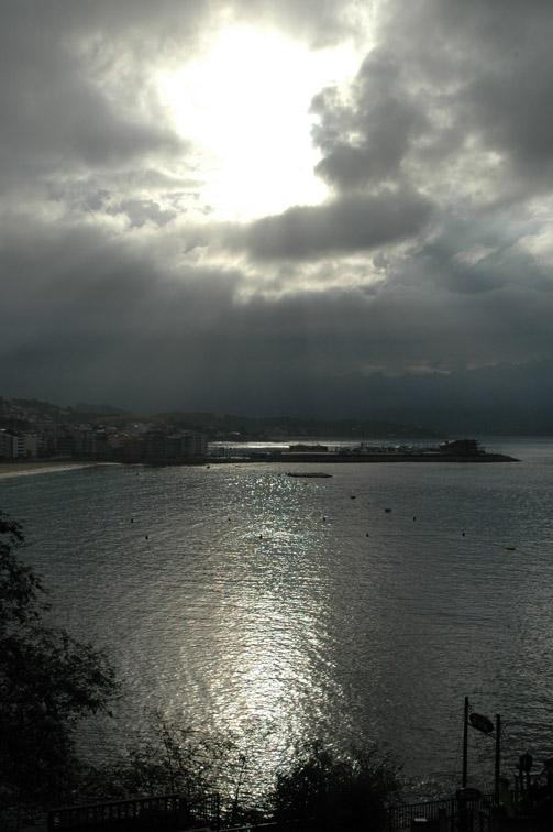 Real Rain Cloud mist, mizzle, drizzle, but no real rain…. | best albariño bodegas