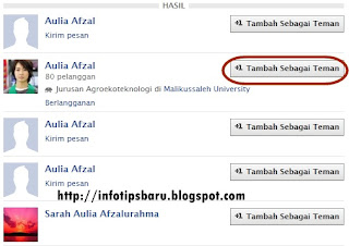 Cara Membuat Facebook / FB Baru + Gambar 14