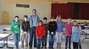 Le Blog des jeunes joueurs de l'échiquier Centre Vaucluse
