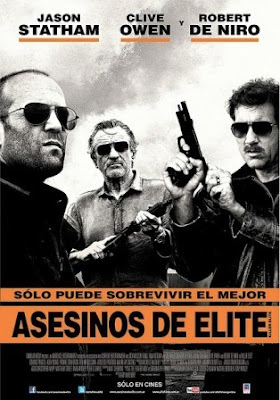 Asesinos de élite (The Killer Elite)( 2011)