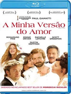 Filme Poster A Minha Versão do Amor BDRip XviD Dual Áudio & RMVB Dublado