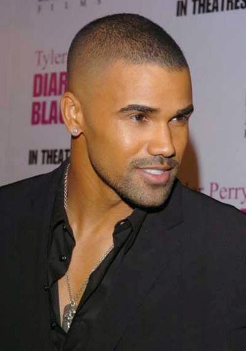 American Former Fashion Model shemar Moore HD Images