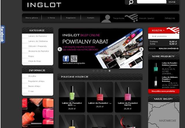 Inglot - sklep on-line