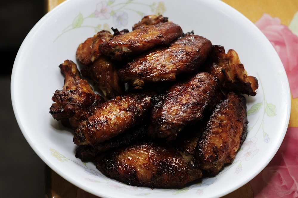 Garlic Miso Chicken Wings (Recipe from Just One Cookbook )