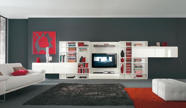 17 Diseños de Lujo de Sala de Entretenimiento - Centros de ...