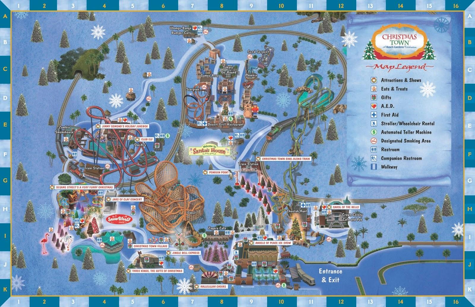 Busch Gardens Williamsburg Schedule Buy Busch Gardens Williamsburg