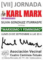 200 Aniversario Karl Marx: Marxismo y feminismo, Silvia González Iturraspe