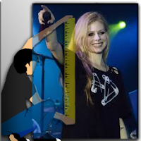 What is Avril Lavigne Height?