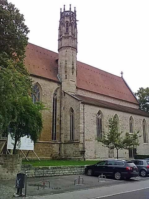 Konzert in der Augustinerkirche