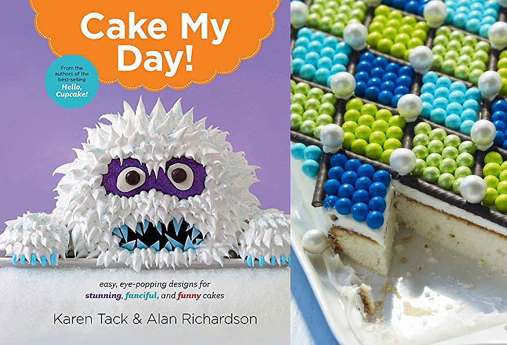 #CakeMyDay book #Sponsored