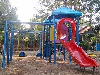 permainan kanak-kanak playground