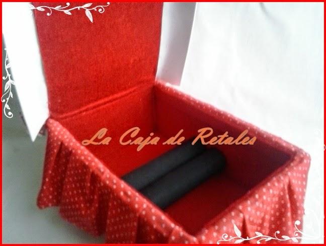 La caja de retales cama joyero for Sillon cama plegable goma espuma