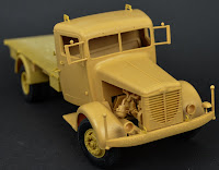 We review the 1/35th scale Büssing-NAG L4500S 4x2 from AFV Club