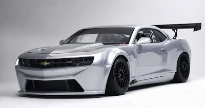 Modified Chevrolet Camaro GT