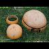 Hạt Giống Bầu Khổng Lồ BUSHEL GOURD ( Gourd Ornamental Bushel ) LAG00021