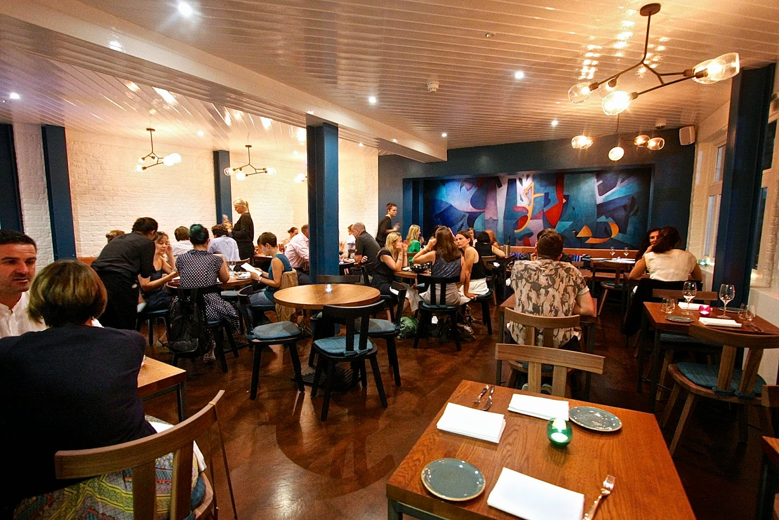 Peruvian Restaurant London Michelin Star