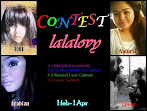 @1 april : CONTEST LALALOVY #4