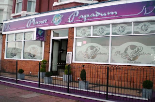 Find Modern Indian Cuisine in Gt Yarmouth Seafront Curry House Planet Papadum