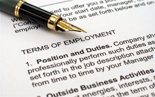 Hidden Clauses In Written Agreements With Your Employer The