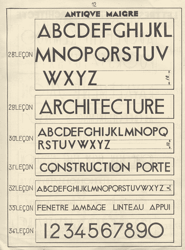 architectural lettering template 28 images With architectural lettering template